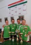 Testvériség SE - Hungria - Equipe Campeã Mundial de Sectorball