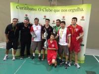 Campeonato Brasileiro 2014 - Pódio Série Ouro