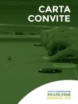 Brasileiro Individual Carta Convite