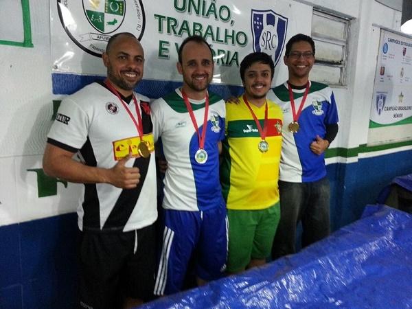 SELETIVAS PARA A COPA RIO LIVRE 2016 - RESENHA