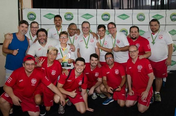 AMERICA FC É CAMPEÃO BRASILEIRO INTERCLUBES 2017 - DADINHO
