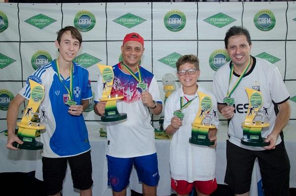 BRASILEIRO INTERCLUBES 2017 - PÓDIO SÉRIE BRONZE