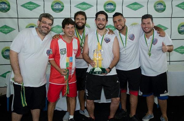 BRASILEIRO INTERCLUBES 2017 - PÓDIO SÉRIE PRATA