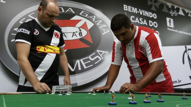 FINAL: ABEL CEPA (BANGU) X MARCELO LAGES (VASCO DA GAMA)