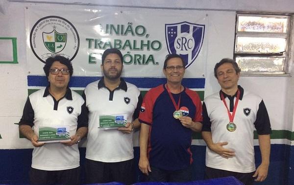 COPA DA FEDERAÇÃO LIVRE 2017 - PÓDIO BRONZE