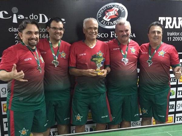 Portuguesa - Vice Campeã Brasileira de Sectroball 2017