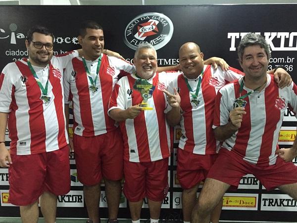 Bangu - 3º Lugar no Campeonato Brasileiro de Sectroball 2017