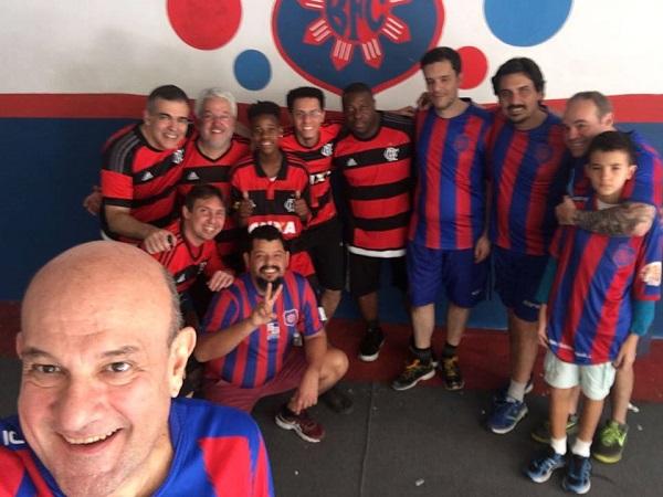 Bonsucesso 19x23 Flamengo