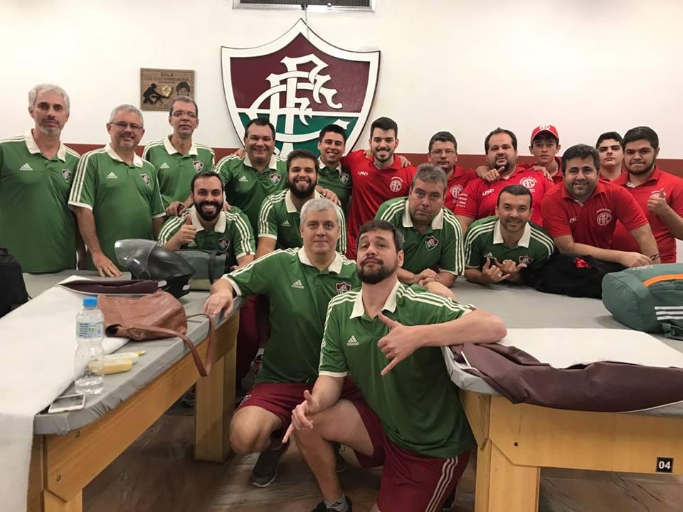 Fluminense 23x14 America