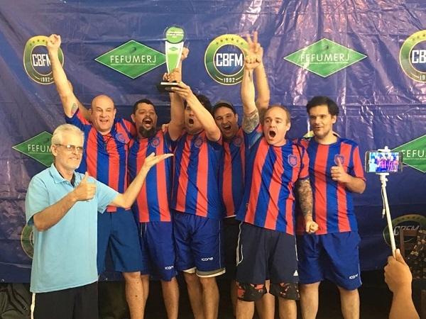 Bonsucesso - 1º Lugar - Série B
