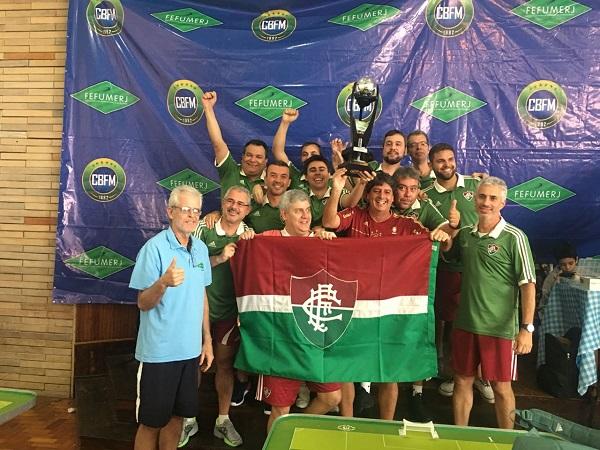 Fluminense - 1º Lugar - Série A