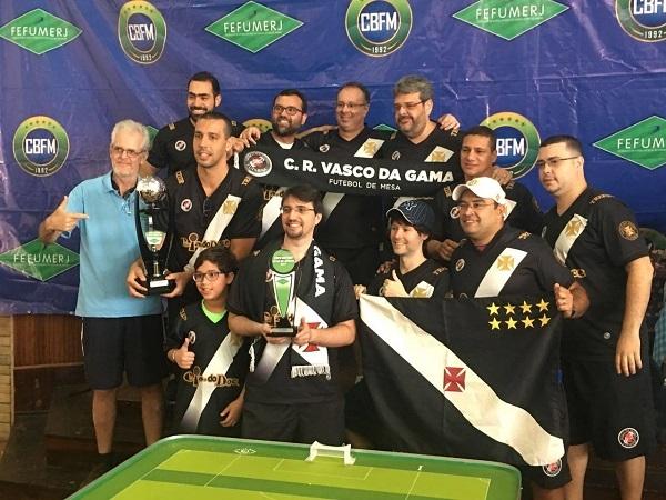 Vasco da Gama - 3º Lugar - Série A