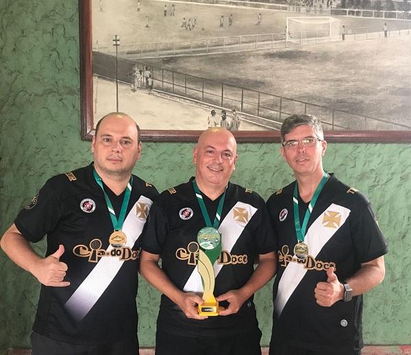 Vasco da Gama Campeão Estadual 2017